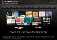 A great web design by OscarNonis Live, Las Vegas, NV: