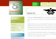 A great web design by Steven McComb, Belfast, United Kingdom: