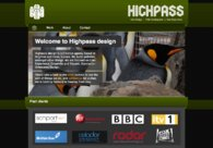 A great web design by Highpass Design, Brighton, United Kingdom: