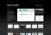 A great web design by Kevin Horek, Edmonton, Canada: