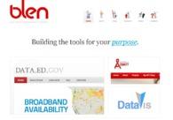 A great web design by BLEN Inc, Washington DC, DC: