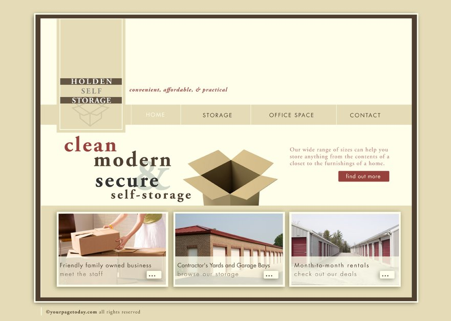 A great web design by Reido Design, Boston, MA: