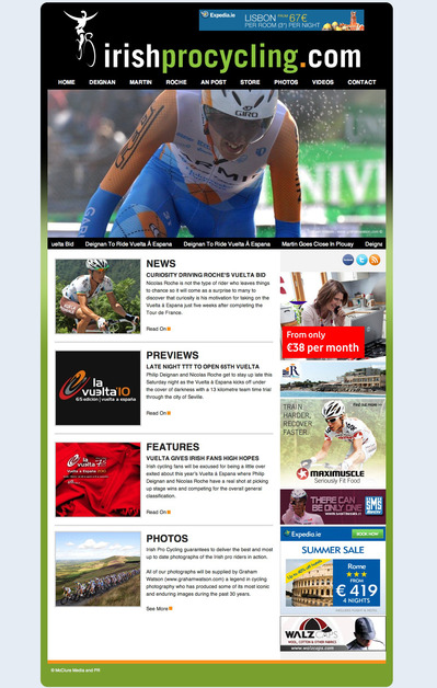 A great web design by First Impression, Dublin, Ireland: