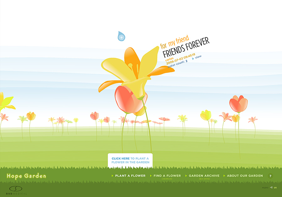 A great web design by Paul Mayne, Salt Lake City, UT: