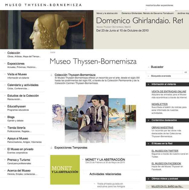 A great web design by Espinapez, Guadalajara, Spain: