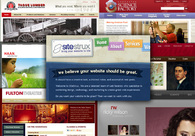 A great web design by SiteStrux, Inc., Philadelphia, PA: