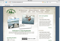 A great web design by 5leaves, Chicago, IL:
