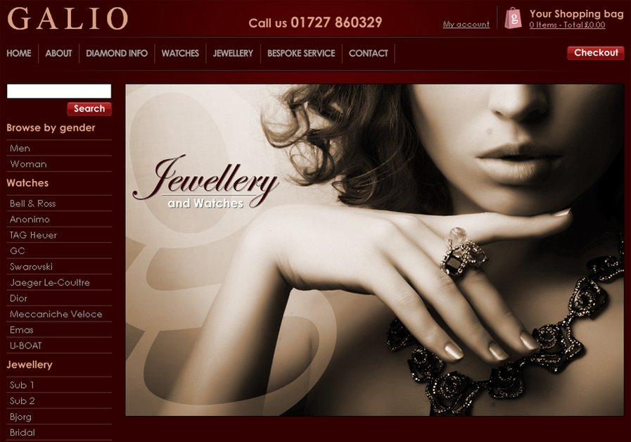 A great web design by Active Webdezign Ltd., London, United Kingdom: