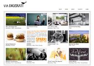 A great web design by Via Digerati, Chicago, IL: