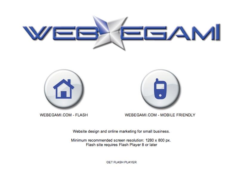 A great web design by Webegami.com, Denver, CO: