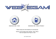 A great web design by Webegami.com: