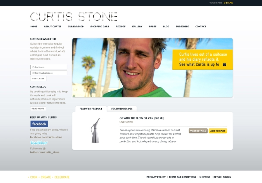 A great web design by Get Started, Melbourne, Australia: