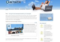A great web design by Sitefx - Sydney Web Design, Sydney, Australia: