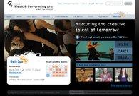 A great web design by Float Design, Bath, United Kingdom: