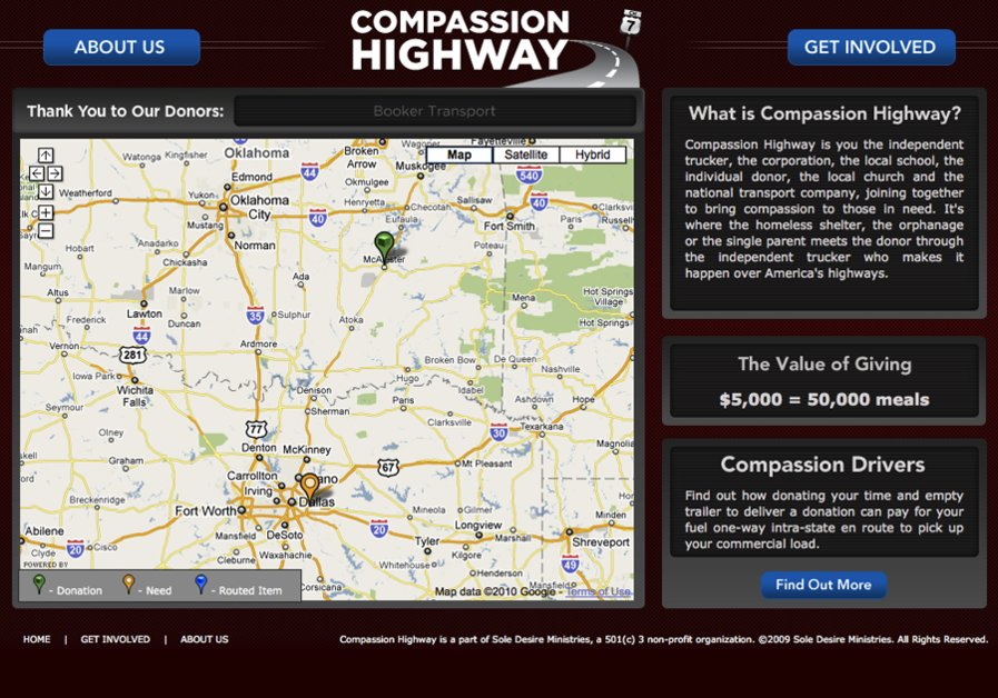 A great web design by DV STUDIOS, INC., Kansas City, MO:
