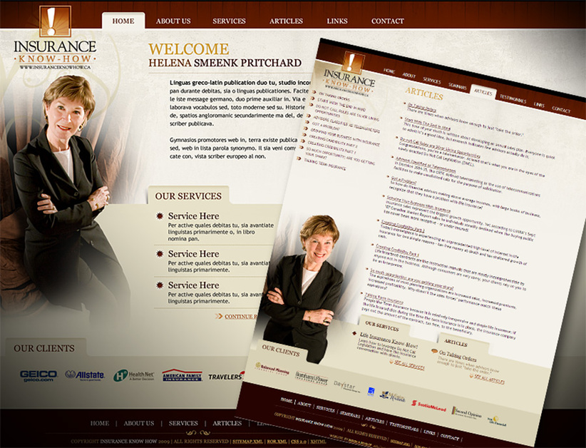 A great web design by Design & Develop, Toronto, Canada:
