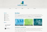 A great web design by Justin M. Johnson, LLC, Orlando, FL: