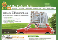 A great web design by DigitalDay, Cleveland, OH: