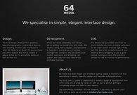 A great web design by Sixty Four Media, Norwich, United Kingdom: