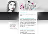 A great web design by Sightdesign Christine Kirchmeier, Berlin, Germany: