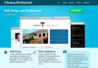 A great web design by Tributary Development, Miami, FL: