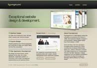 A great web design by Figureground Inc., Duluth, MN: