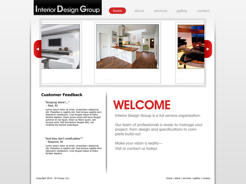 A great web design by xaoscontrol [chaos-control], Atlanta, GA:
