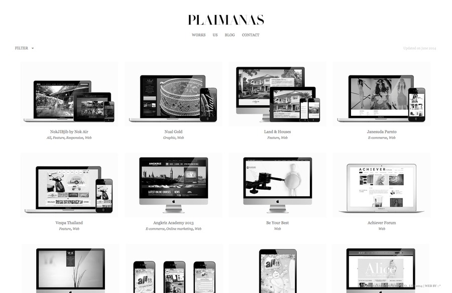 A great web design by Plaimanas, Bangkok, Thailand: Responsive Website, Marketing Website , Technology , Wordpress