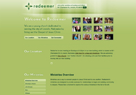 A great web design by Red Bicycle, Inc., Lincoln, NE: