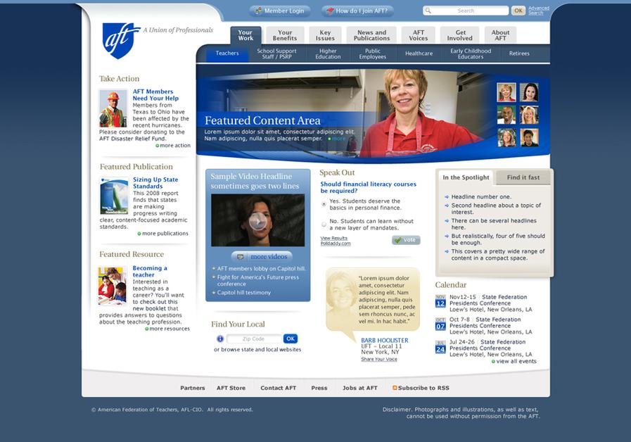 A great web design by TriLion Studios, Kansas City, KS: