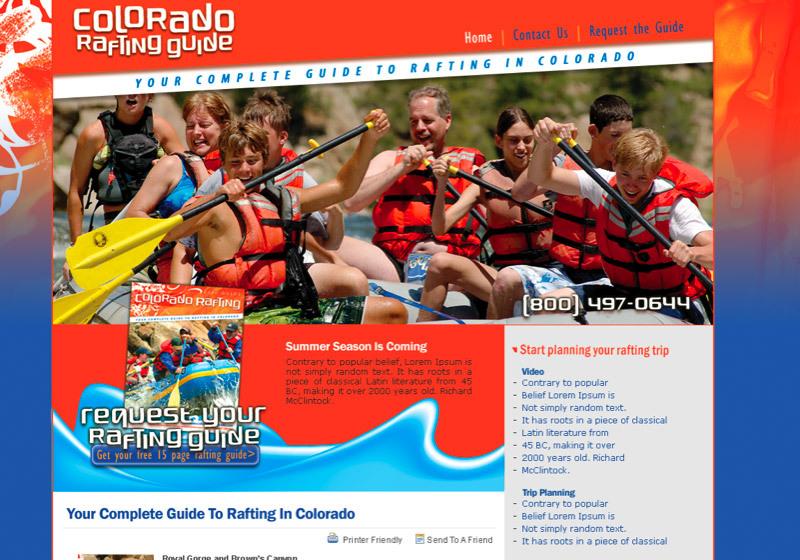 A great web design by Nuleaf Media, San Francisco, CA: