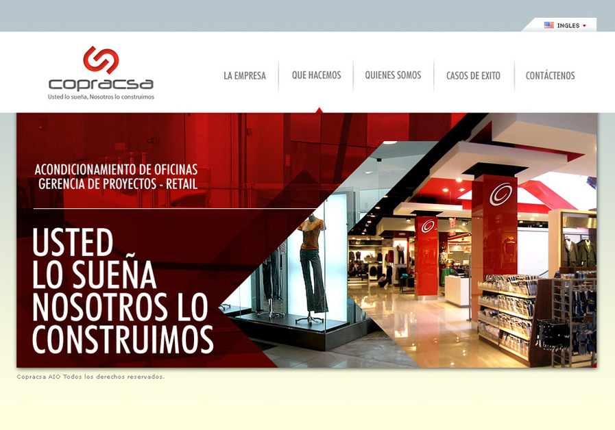 A great web design by Grafilab Media Design, Miraflores Lima Peru, Peru: