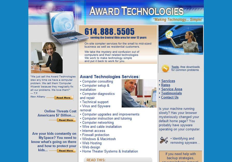 A great web design by Webfandango, Washington DC, DC: