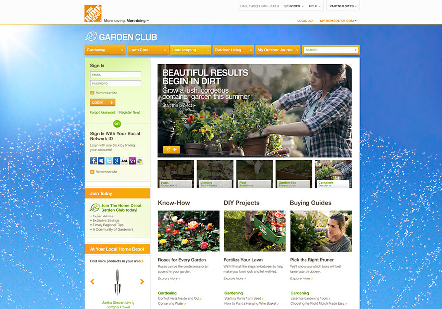 A great web design by Jennifer Bazan, New York, NY: