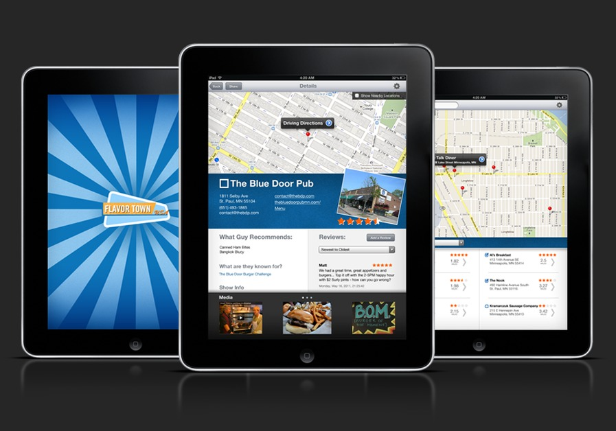 A great web design by PROJECT Design inc., Minneapolis, MN: Mobile App , Social/Community , Internet , Design Only
