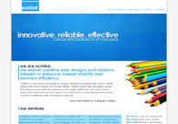 A great web design by SCMIND Solutions, Plainsboro, NJ: