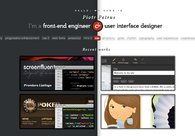 A great web design by riddle.pl, Lodz, Poland: