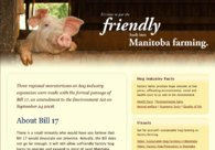 A great web design by John Yates, Saskatoon, Canada: