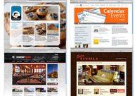 A great web design by Mazzarello Media and Arts, Oakland, CA: