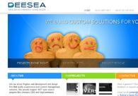 A great web design by Deesea Web Development, Los Angeles, CA: