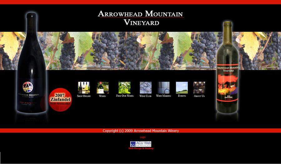 A great web design by ACU Web, Riverside, CA: