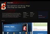 A great web design by Blazing Emblem, Augusta, GA: