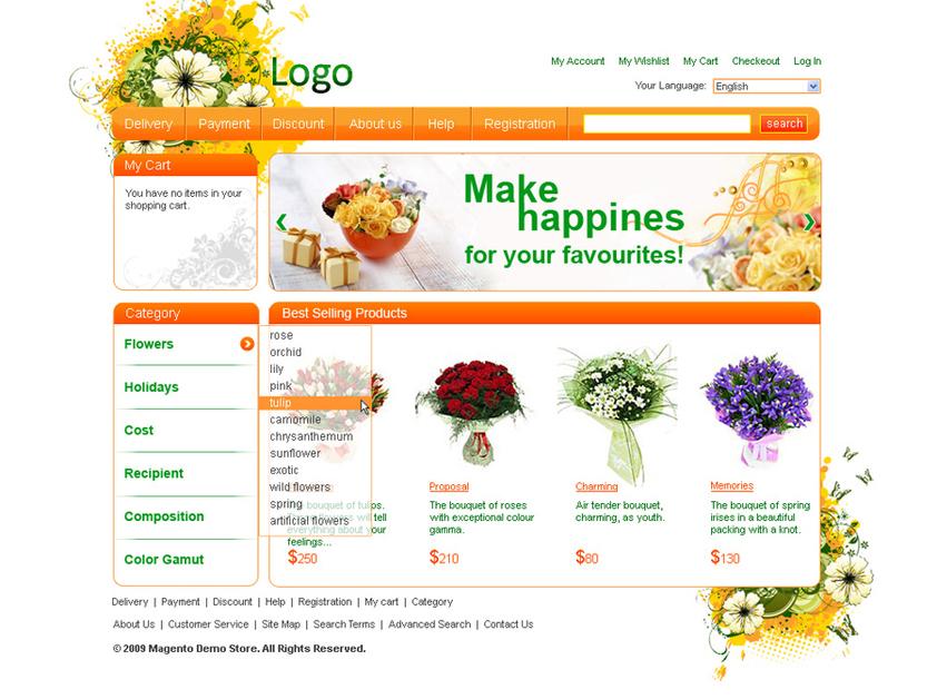 A great web design by Deimand LLC, New York, NY: