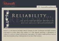 A great web design by thinkMarkup, Tuticorin, India: