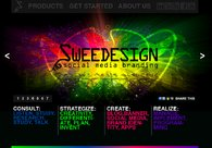 A great web design by Sweedesign, London, United Kingdom: