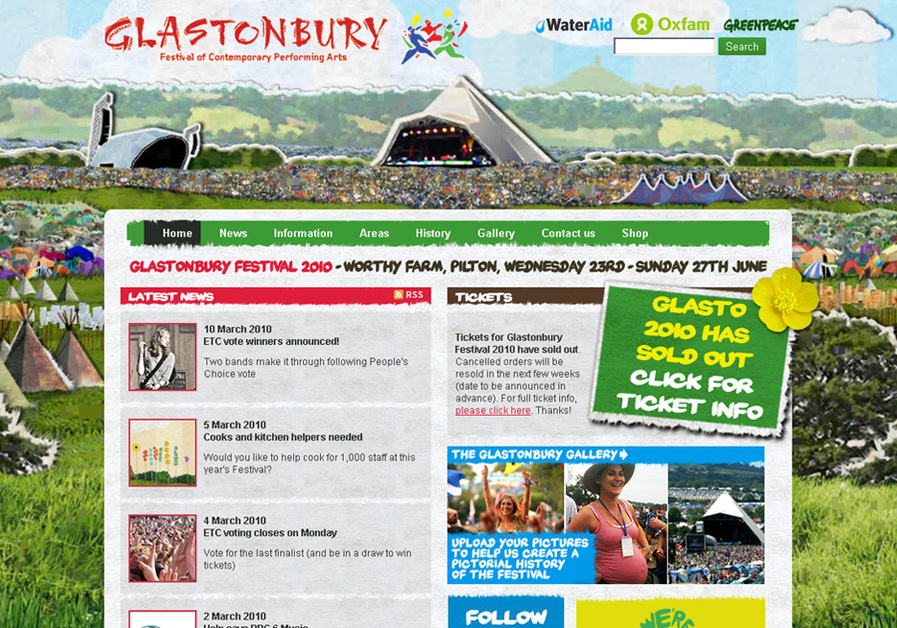 A great web design by JMH Creative, Bristol, United Kingdom: