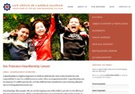 A great web design by LegalPPC, San Francisco, CA: