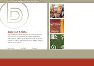A great web design by Bonfilio Design, New York, NY: