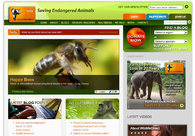 A great web design by Pamoja Media, Nairobi, Kenya: