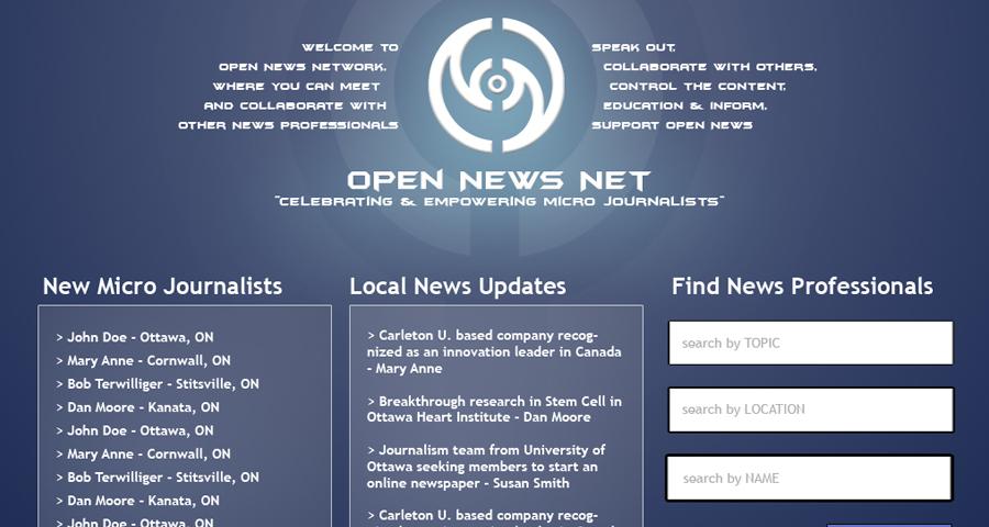 A great web design by WordpressOttawa, Ottawa, Canada: